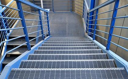 Stair Tread Grating